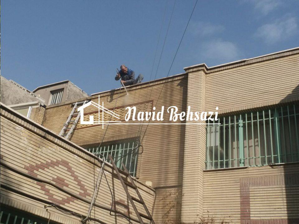 نماشویی غرب تهران