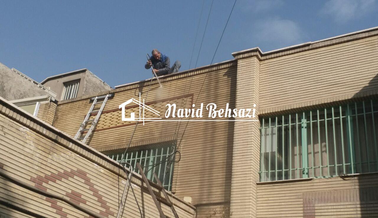 نماشویی در شرق تهران